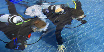 Werde PADI Advanced Open Water Diver