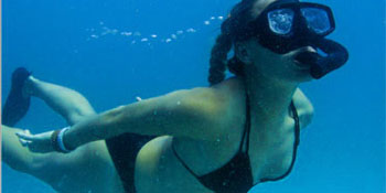 Join us Snorkeling or Freediving